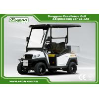 Buy cheap Black Coating Electric Golf Carts Self - Adjusting Rack / Pinion Steer System from wholesalers