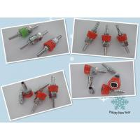 Buy cheap Red Color Electric Plating Iron Quick Coupler product