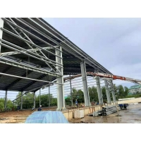 Buy cheap Q355B Steel Structure Frame For High Steel Builidings from wholesalers