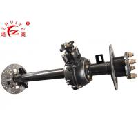 Buy cheap OEM Quality Three - Wheel Motorcycle Tricycle Rear Axle With Disc Brake Diameter 220MM product