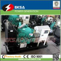 Buy cheap High Performance 50HZ 6 cylinders diesel water cooled cummins 85kva power generator for industrial designed product