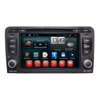 Buy cheap AUDI A3 GPS Navigation System Android DVD Player Dual Core A9 Chipset RDS BT product