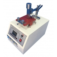 15mmx15mm 40r/Min Rubbing Leather Color Fastness Tester for sale
