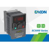 China 2200W 380V Single Phase AC Frequency Inverter Industrial AC Motor Drive on sale
