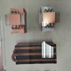 Buy cheap Radiator OilCooler SS Aluminum Composite Material product