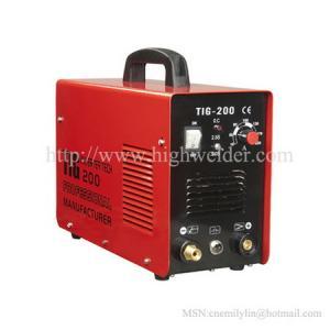 Buy cheap Inverter DC TIG Welder/TIG Welding Machine-TIG-200G(B1) from wholesalers