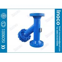 Buy cheap BOCIN Pre Filter Y Welding Flange Strainer Liquid Water Purification 50um / from wholesalers