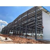 Buy cheap Steel Structure Materials for Poultry Farm Structure Builiding from wholesalers