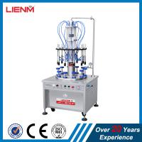 Buy cheap Rotary Fragrance Vacuum Filling Machine Filling Line Production Line Bottle Filler product