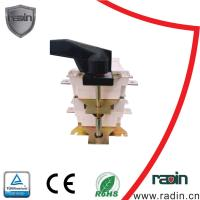 Buy cheap Backup Manual Generator Switch ODM Available Load Isolation TUV RoHS Approved product