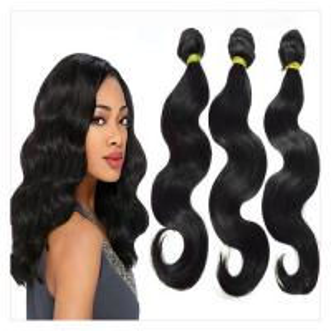 6A grade Cheap Brazilian virgin hair body wave Human hair extensions 4pcs/lot 100g/3.5oz/bundles natural black hair weav