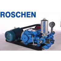 Buy cheap Drilling Rig Mud Pumps 90% Mechanical And 100% Volumetric Efficiency product