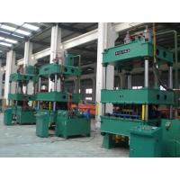 Buy cheap Metal Forming Four Column Hydraulic Press 500 Ton Servo System Electric Power Saving product