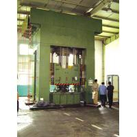 Buy cheap 1600T Hydraulic Hot Extrusion Press , Shaft Parts Impact Extrusion Press Machine product