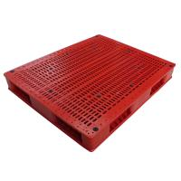Buy cheap Food Grade Virgin Hygienic Stackable Plastic Pallet product