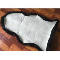 Buy cheap Single Pelt Natural Color Australian Sheepskin Rug For Car Seat Covers product