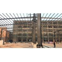Buy cheap 40HQ D20 Steel Structure Warehouse With Corbel Support Crane product
