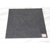 Buy cheap Heavy Weight Grey Wool Fabric In Stock , Autumn Jackets Wool Boucle Fabric720 Gram product
