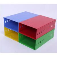 China Powder Coated Electrical Cable Tray GI Cable Trunking Stainless Steel 200 Meter on sale