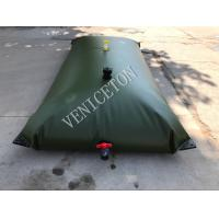 Buy cheap Customized 1000 Liter 2000 Liter 5000 Liter Flexible Collapsible PVC Water Storage Tank product