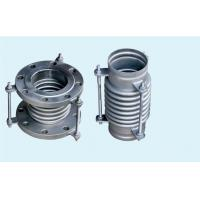 Durable Grooved Pipe Fittings Groove Expansion Tube Stainless Steel Flange