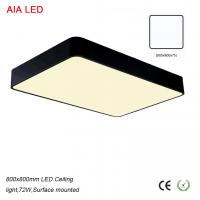 Buy cheap 72W High quality european quality modern style indoor LED Ceiling light from wholesalers