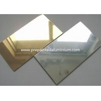 Buy cheap Interior Decoration Clad Aluminum Sheet For Lighting Luminaires And Curtain Wall product