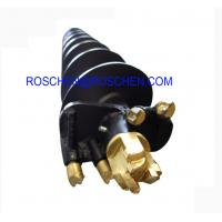 Buy cheap Hollow Stem Auger Drilling used to groundwater monitoring wells product