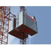 Buy cheap Builders Construction Hoist Elevator , Industrial Elevators And Lifts product