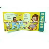 China Colorful 6 Push Button Sound Module With standard sound or custom voice for sale