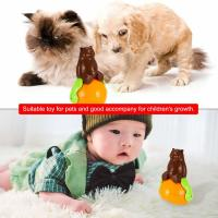 Buy cheap Christmas gift tumbler cat toy funny tumbler pet cat dog toy sunds Light product