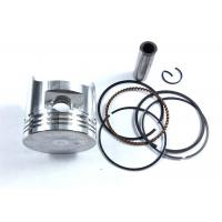 Buy cheap Aluminum Motorcycle Engine Parts Piston And Rings Kit CD100 High Performance product
