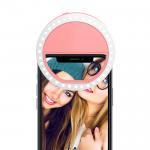 Buy cheap Compatible Phone Selfie Light Clip On Selfie Light FCC Certification product
