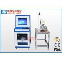 Buy cheap Electronic Component Laser Marking Device Fiber Laser Co2 Gold Watch Ear tag product