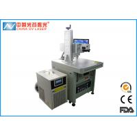Buy cheap ISO / CE UV Laser Engraving Machine Mobile Phone Parts Ipad Iphone product