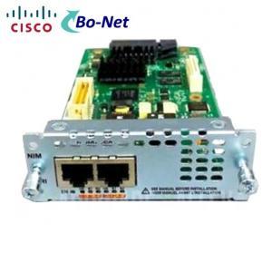 Buy cheap Original New Used Cisco Wan Interface Card 2 Port BRI Network Interface NIM-2BRI-NT/TE product