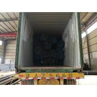 Buy cheap 28MnV6 Seamless Hollow Bars Carbon Steel Pipe Galvanized Surface Treatment product