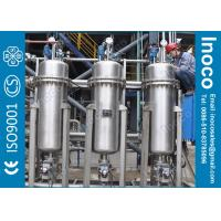 Buy cheap BOCIN Water Treatment Filter Automatic Cleaning Self-Cleaning Filter For Chemical Liquid Filtration product