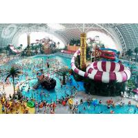 Buy cheap Space Bowl Fiberglass Water Slides for Adventure Amusement Waterpark, Water from wholesalers