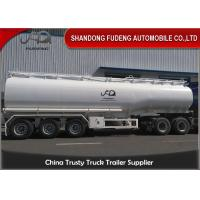 Buy cheap 3 Axles 45000-60000 Litres 4 Compartment Oil Tank Trailer Selling from wholesalers