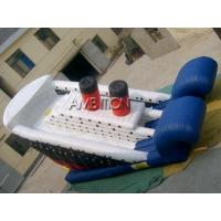 Buy cheap Inflatable Titanic Adventure Slide product