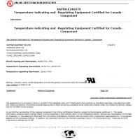 VICTOR ELECTRIC CO.,LIMITED Certifications
