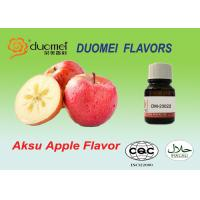 Buy cheap Ripe Aksu Red Apple Confectionery Flavours For Candy Production Application product
