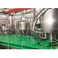 Buy cheap Rotary Glass Bottle Filling Machine Mango Juice Bottling Packaging Plant 4.23kw product