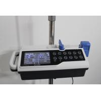 Buy quality Pet Hospital Injection Infusion Pump XB-1500 With Drug Library , Syringe Pump Veterinary at wholesale prices