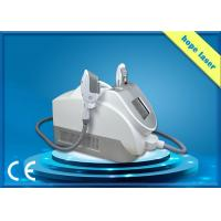 Buy cheap Multi Function Professional Ipl Laser Machines For Hair Removal product