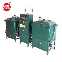 Buy cheap PLC Control White Cable Testing Machine Two Cylinder Vacuum Impregnation from wholesalers
