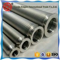 Buy cheap Flexible metal hose assembly with corrugated stainless steel core  for more extreme temperatures product