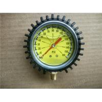 """Quality 2.5"""" Liquid Filled Manometer , SS Pressure Gauge with 304 SS Case and Rubber for sale"""