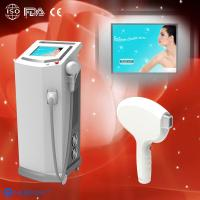 Buy quality Advanced Diode Laser Hair Removal machine With Big Spot Size for salon with good effect at wholesale prices